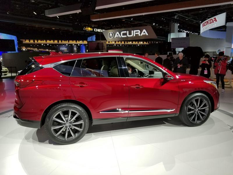 Acura Swings For The Fences With 2019 RDX – New Look, New Tech, Extra SUV - image 758579