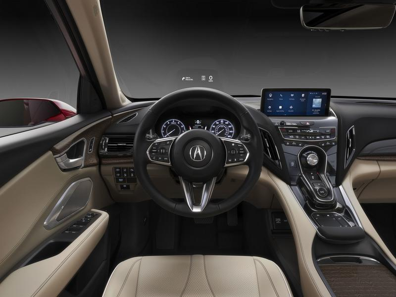 Acura Swings For The Fences With 2019 RDX – New Look, New Tech, Extra SUV - image 758705