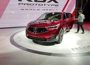 Acura Swings For The Fences With 2019 RDX – New Look, New Tech, Extra SUV - image 758574