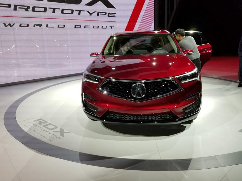 Acura Swings For The Fences With 2019 RDX – New Look, New Tech, Extra SUV - image 758575