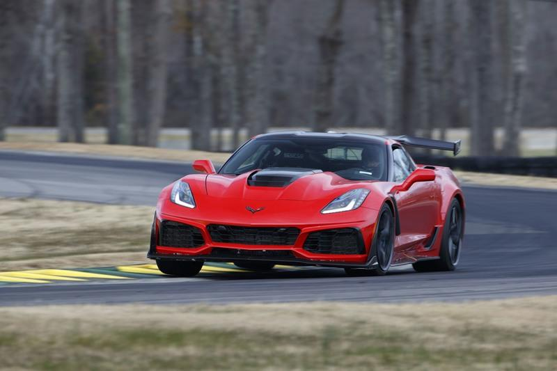 2019 Chevrolet Corvette ZR1 Exterior Wallpaper quality - image 764181