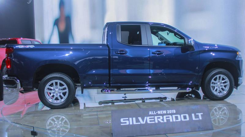 Chevy is Offering the Most Diverse Silverado Lineup Ever for 2019, Including a 310-Horsepower Four-Cylinder Engine!