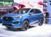 Sorry, Europe - Ford Says No ST-Badged SUVs For You - image 761530