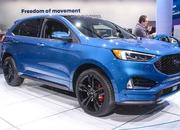 Sorry, Europe - Ford Says No ST-Badged SUVs For You - image 761532