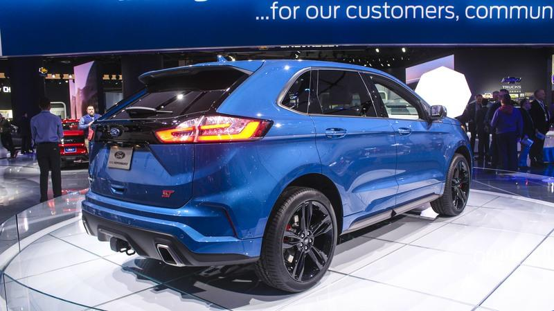 Sorry, Europe - Ford Says No ST-Badged SUVs For You