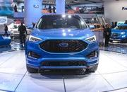 Sorry, Europe - Ford Says No ST-Badged SUVs For You - image 761544