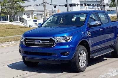 2019 Ford Ranger Spied in Thailand - image 755611