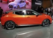 Hyundai Veloster Gets Much-Needed Redesign, but What's with the Lancer Evo Face? - image 758607
