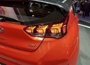 Hyundai Veloster Gets Much-Needed Redesign, but What's with the Lancer Evo Face? - image 758612