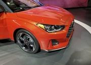 Hyundai Veloster Gets Much-Needed Redesign, but What's with the Lancer Evo Face? - image 758617