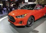 Hyundai Veloster Gets Much-Needed Redesign, but What's with the Lancer Evo Face? - image 758621