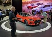 Hyundai Veloster Gets Much-Needed Redesign, but What's with the Lancer Evo Face? - image 758624