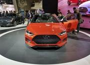 Hyundai Veloster Gets Much-Needed Redesign, but What's with the Lancer Evo Face? - image 758626