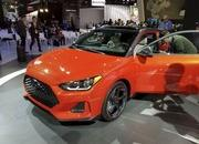 Hyundai Veloster Gets Much-Needed Redesign, but What's with the Lancer Evo Face? - image 758627