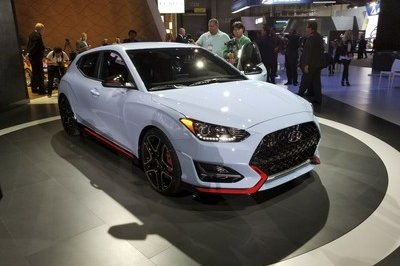 Hyundai Veloster Brings N Performance to U.S. for 2019! - image 758650