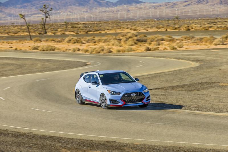 Hot Hatch Comparison – Hyundai Veloster N Vs. Ford Focus ST