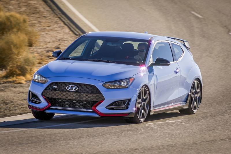 Breaking: An All-Electric Hyundai N Performance Model Will Happen When the Time is Right