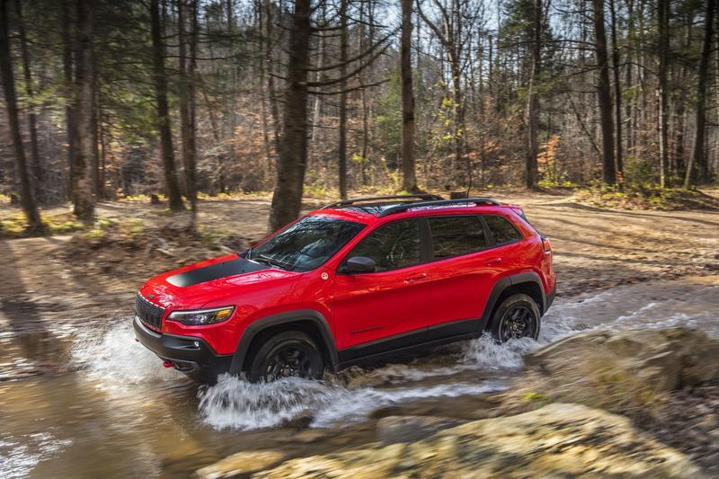 Wallpaper of the Day: 2019 Jeep Grand Cherokee Exterior - image 759336