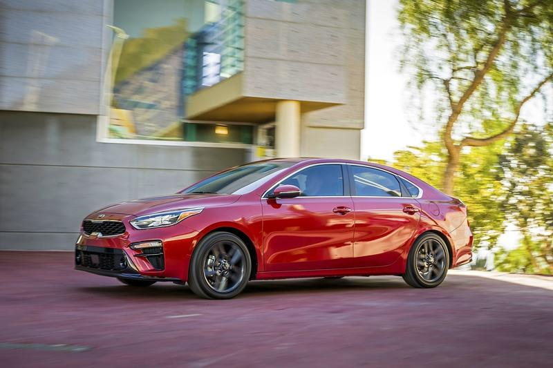 Kia is Working on a More Extreme Version of the Forte and it Smells like Proceed
