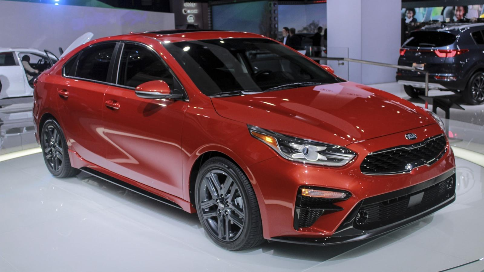Kia Forte Latest News Reviews Specifications Prices
