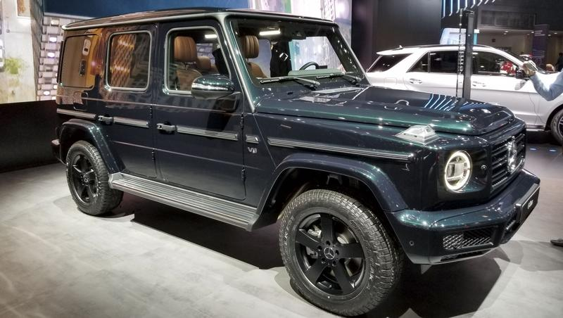 Mercedes G-Class: Latest News, Reviews, Specifications, Prices