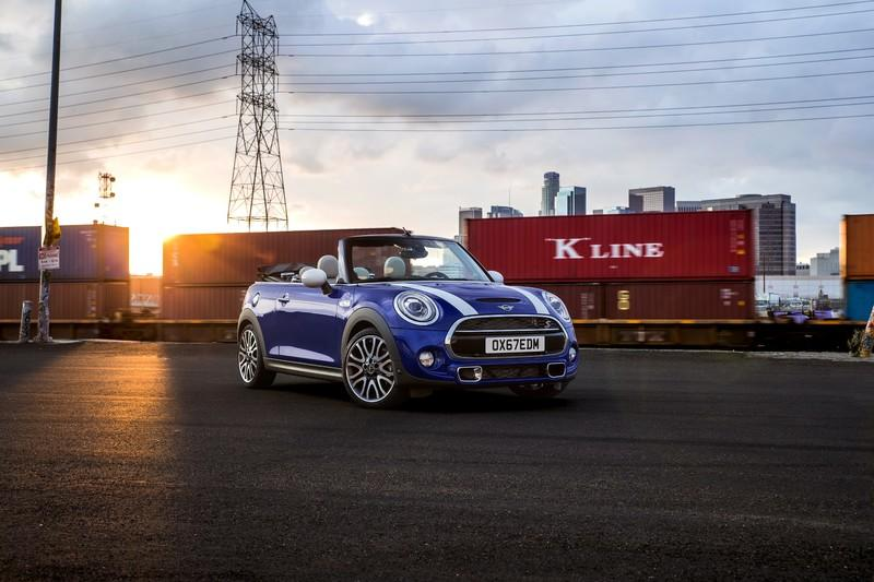2019 Mini Cooper Lineup Unveiled