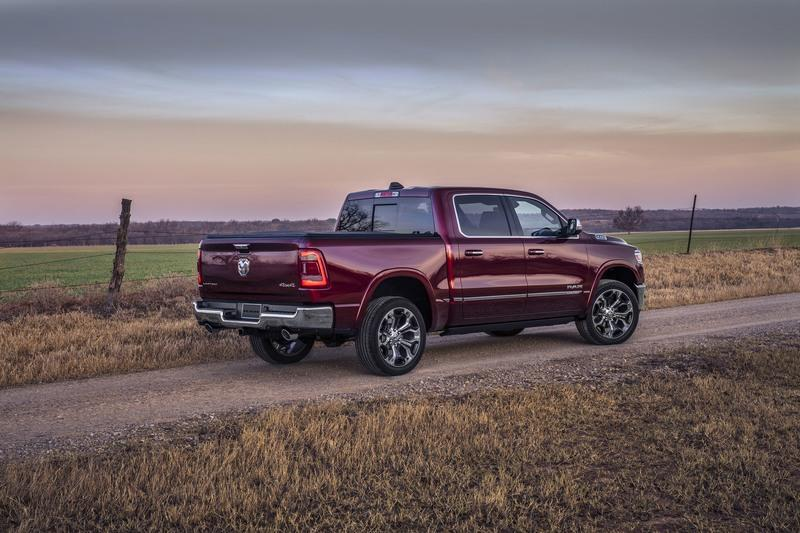 Is Ram Working On An Electric 1500 Pickup Truck? Exterior Wallpaper quality - image 760695