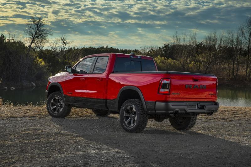 Is Ram Working On An Electric 1500 Pickup Truck?