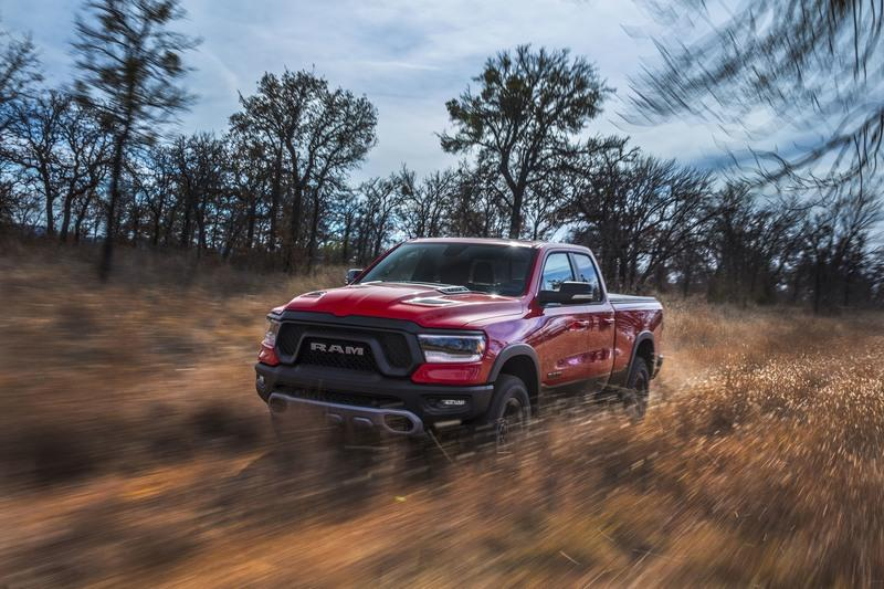 Wallpaper of the Day: 2019 Ram 1500