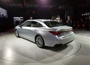 Toyota Takes High-Tech Approach With New Avalon Hybrid - image 758796