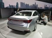 Toyota Takes High-Tech Approach With New Avalon Hybrid - image 758799