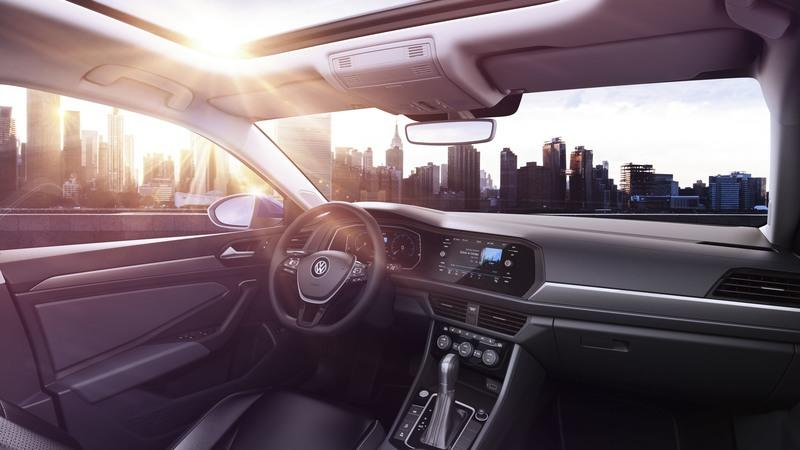 The Next-Gen Volkswagen Jetta is Loaded To The Brim With Tech Features
