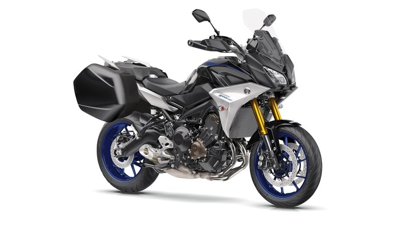 2019 Yamaha Tracer 900 / Tracer 900 GT