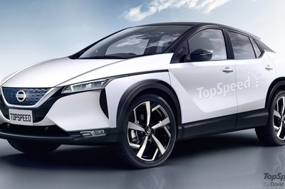 "Nissan Says the IMx or ""Leaf SUV"" Will EVs Mainstream, Remain True to Conceptual Design - image 755434"