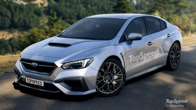 2022 Subaru WRX STI: Making the 2021 Subaru BRZ and Toyota 86 Capable of 400 Horsepower