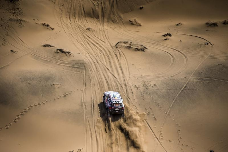 5 Things To Look For At The 2018 Dakar Rally