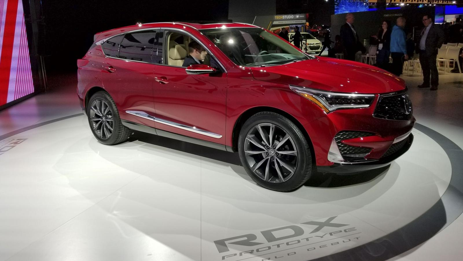 Acura Swings For The Fences With 2019 Rdx New Look New