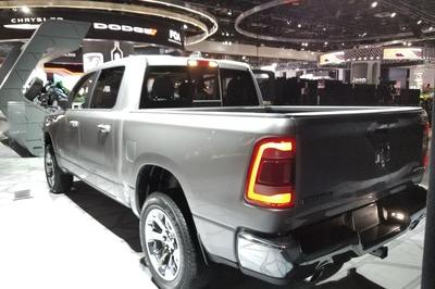 All-New 2019 Ram 1500 Steals The Show at Detroit - image 758505