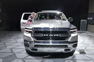 All-New 2019 Ram 1500 Steals The Show at Detroit - image 758491