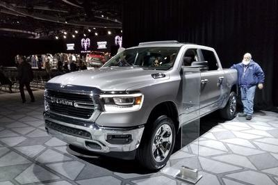 All-New 2019 Ram 1500 Steals The Show at Detroit - image 758492