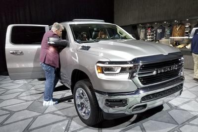 All-New 2019 Ram 1500 Steals The Show at Detroit - image 758490
