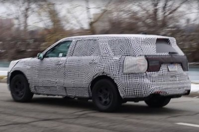 Anonymous Report: 400+ HP Ford Explorer ST in the Pipeline - image 763800