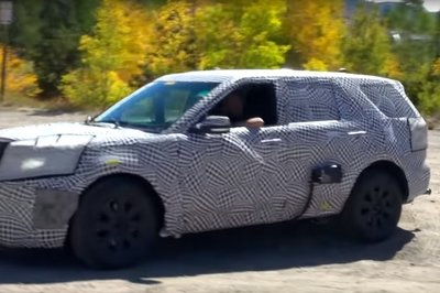 Anonymous Report: 400+ HP Ford Explorer ST in the Pipeline - image 763804