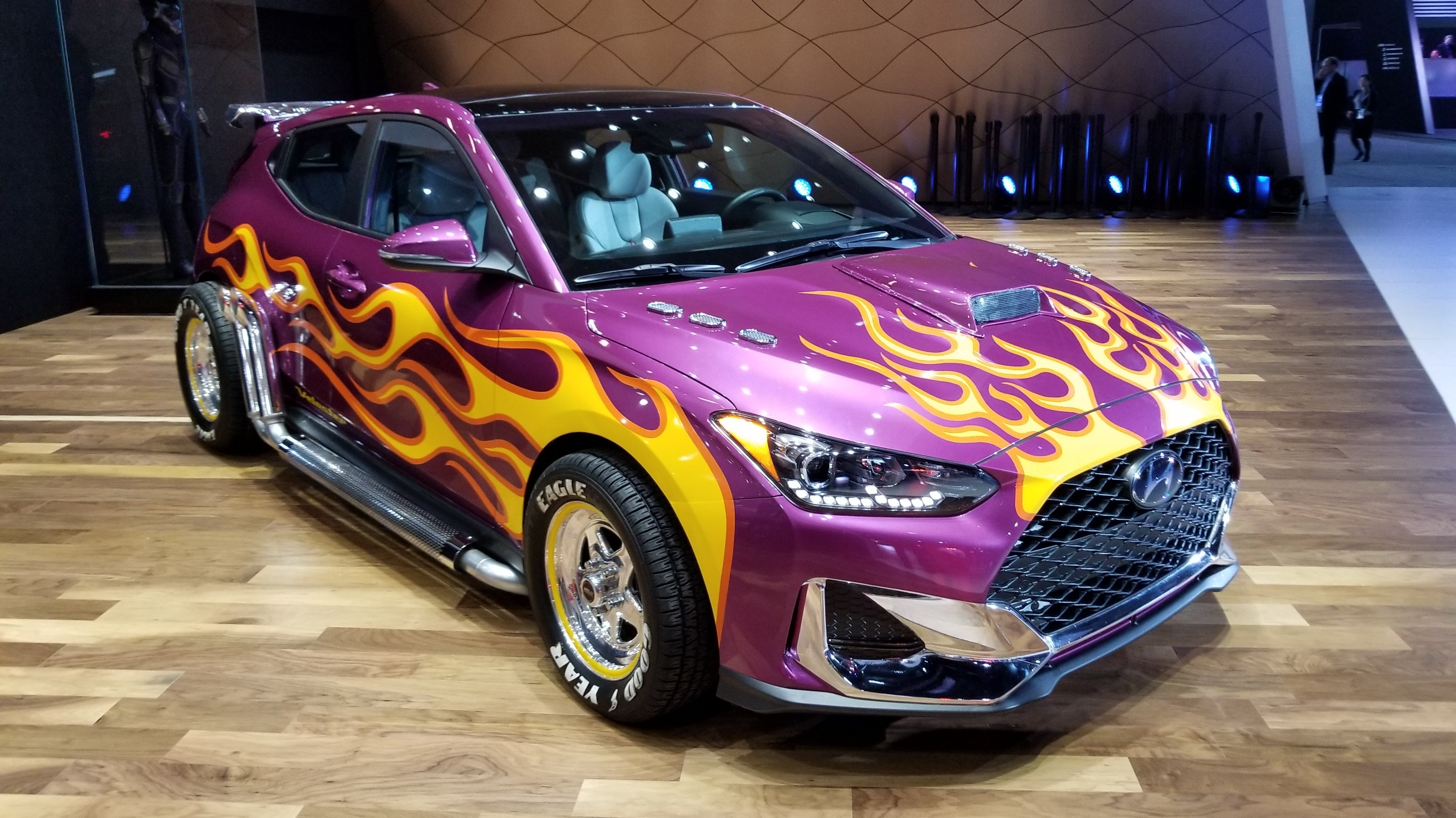 Ant Man And The Wasp Veloster Proves Hyundai Deserves A Place In The Marvel Universe Move Ten