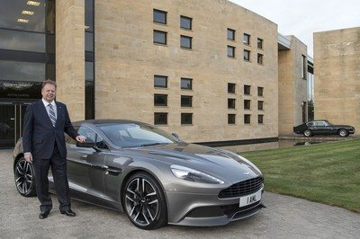 Aston Martin CEO Throws Shade at Dyson, Calls Its Targets