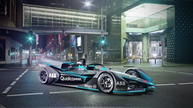 Audi Sport Shows Off its New Formula E Racer