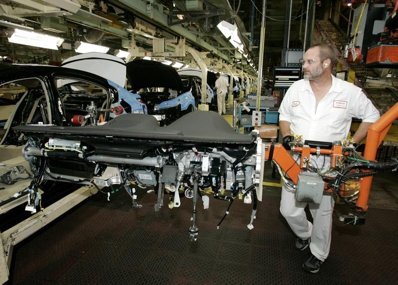 Automakers Say Manufacturing Jobs Are Safe From Robot Takeover, For Now