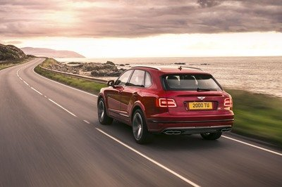 Bentley Adds More Flavor To Its Lineup With A V-8 Bentayga - image 757864