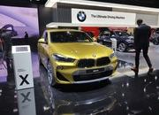 BMW's Smallest SUV Shows its Face in Public at Detroit Auto Show - image 759489