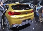 BMW's Smallest SUV Shows its Face in Public at Detroit Auto Show - image 759492